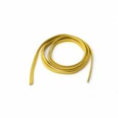 knot belt - giallo