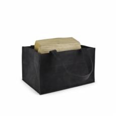Wood basket small