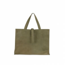 Shopper medium - moss
